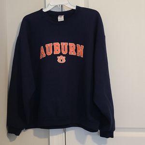 Auburn University Tigers Football Sweatshirt
